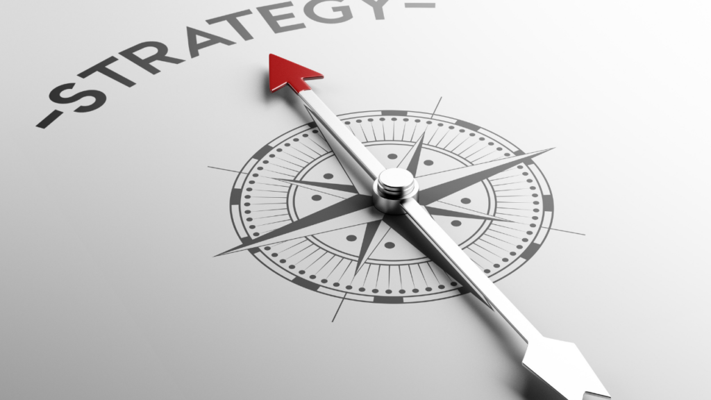 turn vision to strategy