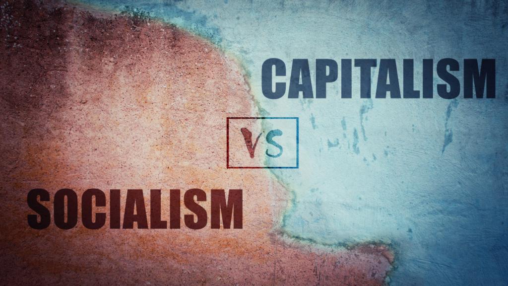 capitalism vs socialism